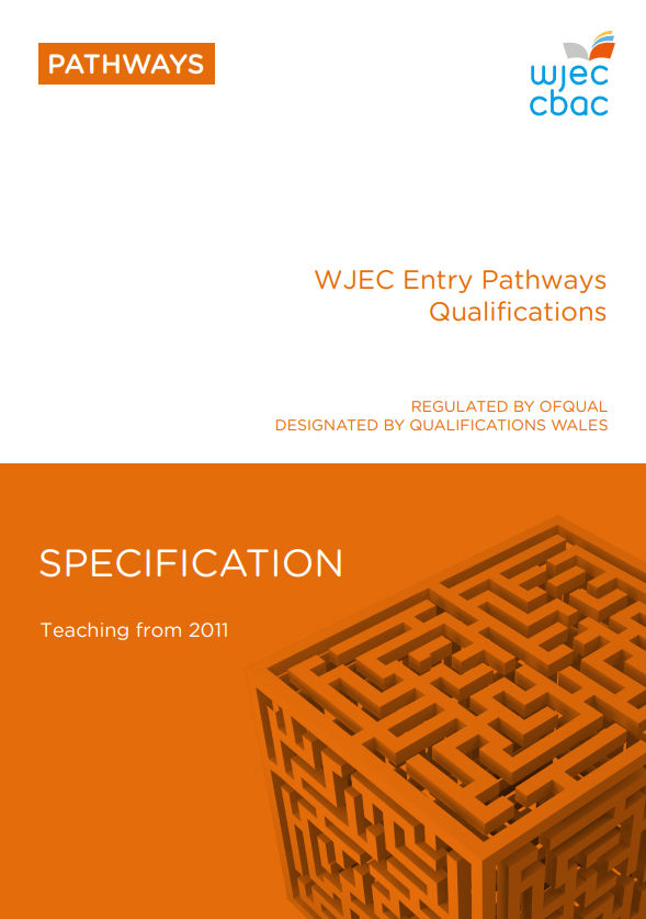 Entry Pathways Specification